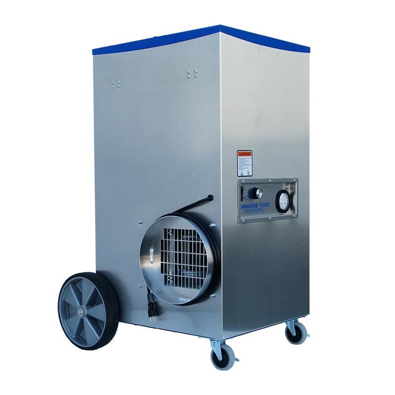 1200V, OmniAire 1200V, HEPA Negative Air Machine