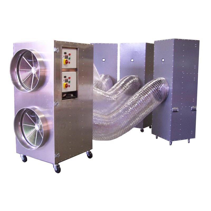 OmniAire 18000, OA18000, 18000 CFM Air Filtration System