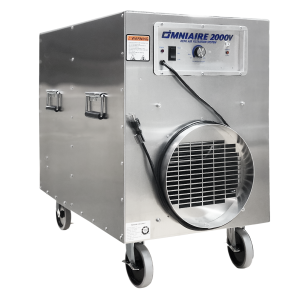 negative air machine 2000V