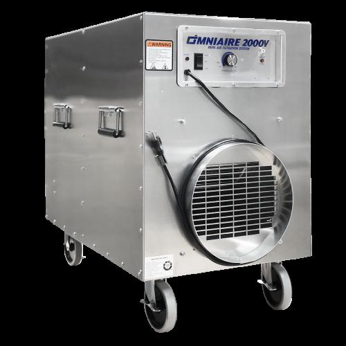negative air machine 2000V